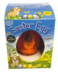 Hatchwell Carob Easter Egg for Puppies 40g Dog Treats- Jurassic Bark Pet Store Littleport Ely Cambridge