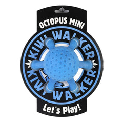 Kiwi Walker TPR Octopus Dog Toy Dog Toy- Jurassic Bark Pet Store Littleport Ely Cambridge