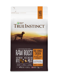 True Instinct Raw Boost Free Range Chicken Adult Dog Dog- Jurassic Bark Pet Store Littleport Ely Cambridge