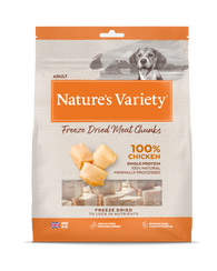 Natures Variety Freeze Dried Real Chunks Chicken 200g
