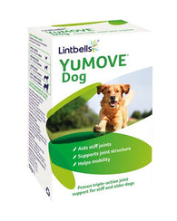 Lintbells YuMove Dog Supplements- Jurassic Bark Pet Store Littleport Ely Cambridge
