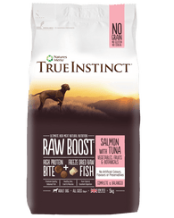 True Instinct Raw Boost Salmon and Tuna Adult Dog Dog- Jurassic Bark Pet Store Littleport Ely Cambridge