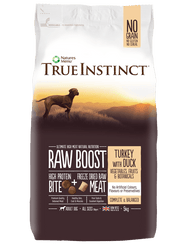 True Instinct Raw Boost Turkey with Duck Adult Dog Dog- Jurassic Bark Pet Store Littleport Ely Cambridge