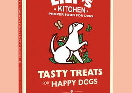 Lily's Kitchen Tasty Treats For Happy Dogs Recipe Book