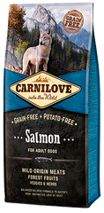 Buy Carnilove Salmon for Adult