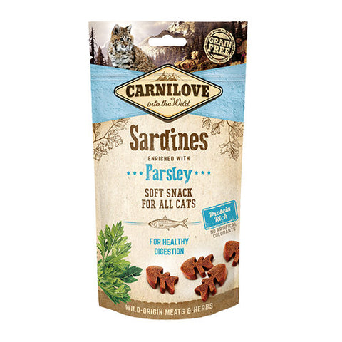 Carnilove Sardine with Parsley - Jurassic Bark Pet Store Littleport Ely Cambridge