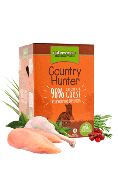Country Hunter Cat Food Pouch Chicken & Goose - Jurassic Bark Pet Store Littleport Ely Cambridge