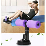 Adjustable Sit Up Bar With Suction Base