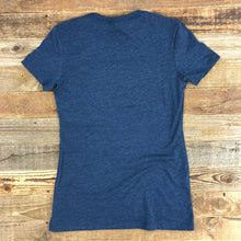 Load image into Gallery viewer, Women's Fast is Smooth Tee - Midnight Navy