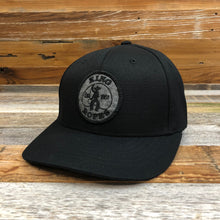 Load image into Gallery viewer, KING ROPER Patch Umpire Hat - Black