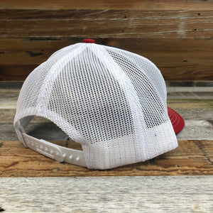 Original King Ropes Trucker Hat - RWB