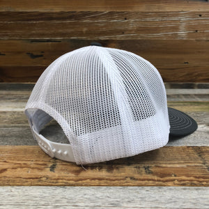 Original King Ropes Trucker Hat - Charcoal/White