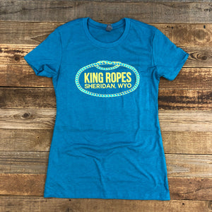 Women's King Ropes Tee - Teal