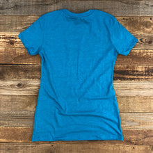 Load image into Gallery viewer, Women's King Ropes Tee - Teal
