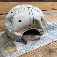 Load image into Gallery viewer, King Ropes USA Outdoor Trucker Hat - Khaki