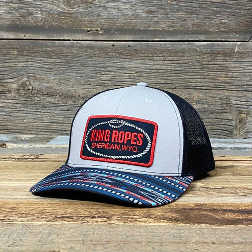 King Ropes Aztec Patch Hat