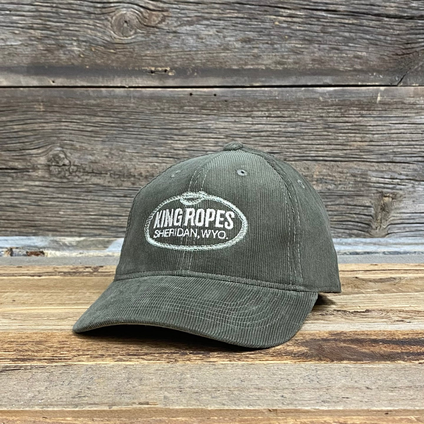 King Ropes Original Corduroy Dad Hat