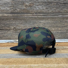 Load image into Gallery viewer, King Ropes Patch Flexi Trucker Hat