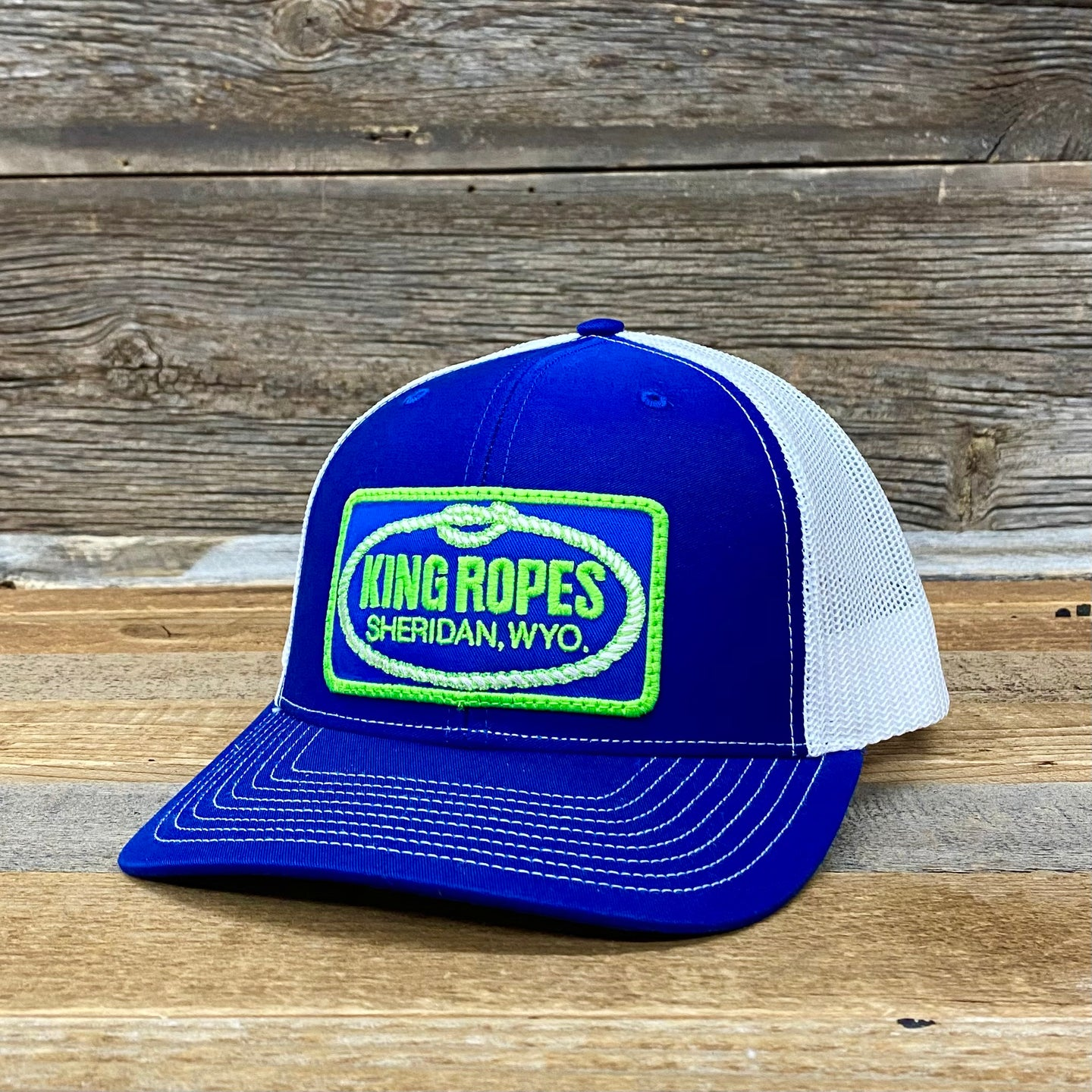King Ropes Patch Trucker Hat