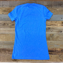 Load image into Gallery viewer, Women's King Ropes Tee - Columbia Blue
