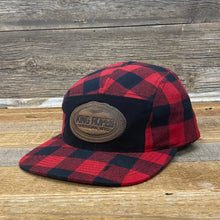 Load image into Gallery viewer, King Ropes Plaid Camper Hat