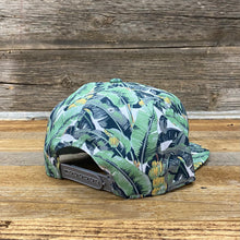 Load image into Gallery viewer, Banana Floral Patch Hat