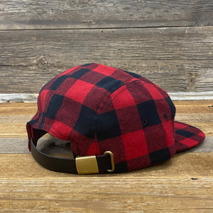 King Ropes Plaid Camper Hat