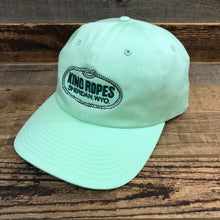 Load image into Gallery viewer, King Ropes Original Dad Hat - Patina Green