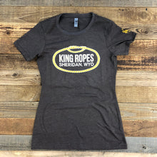 Load image into Gallery viewer, Women's King Ropes Tee - Brown