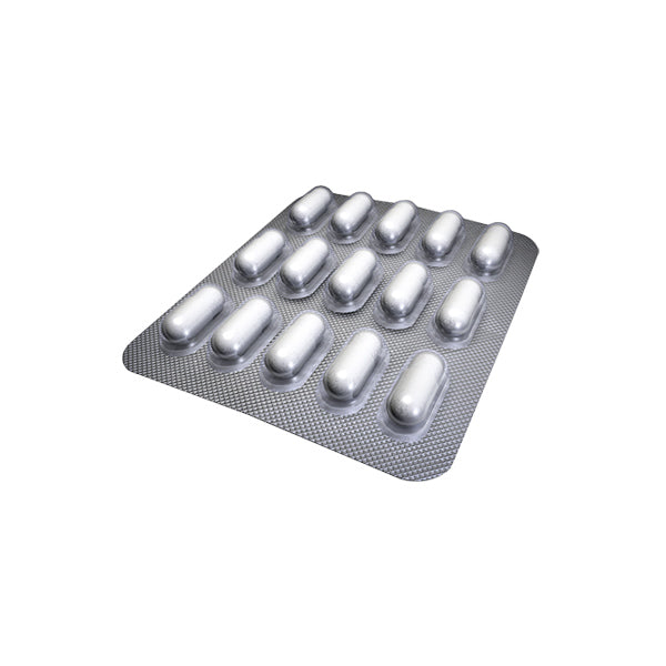 Picture of pills in a blister pack