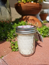Load image into Gallery viewer, Custom Mason Jar Candle 7oz