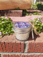 Load image into Gallery viewer, Custom Mason Jar Candle 3oz
