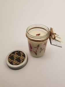 Wood Wick Mason Candle 7oz