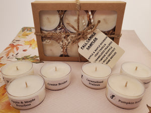 Fall Candle Sampler