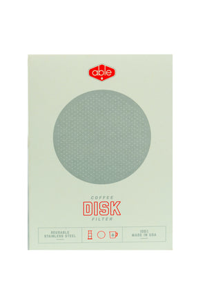 Aeropress Reusable Disk