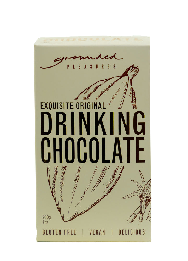 Grounded Pleasures Chocolate Powder 200g