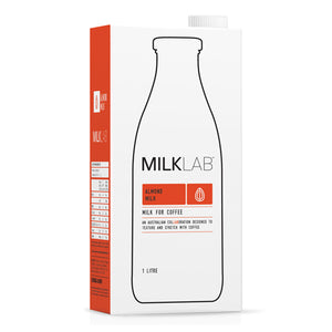 MilkLab Almond Milk 1L ***Local Delivery Only***