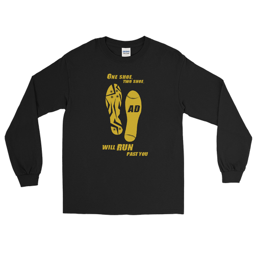 Yellow Cleat Long Sleeve