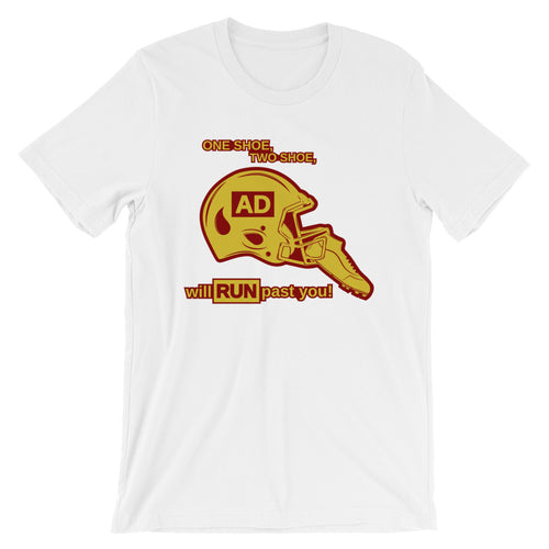Red and Yellow Helmet T-Shirt