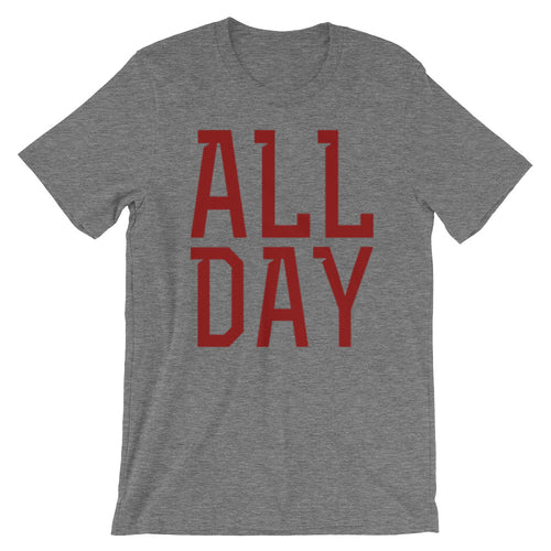 Red All Day T-Shirt
