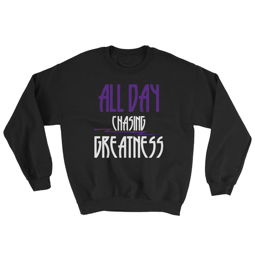 Purple Greatness Sweatshirt