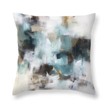 "Abstract Pillow ""Cloud"""