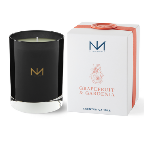 Grapefruit & Gardenia Candle
