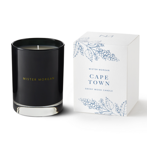Whitewood & Sea Salt Candle