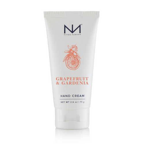 Coming Soon -Grapefruit and Gardenia Hand Cream 2.6 oz