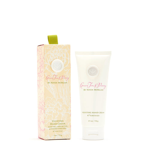 Green Tea & Peony Hand Lotion & Soap