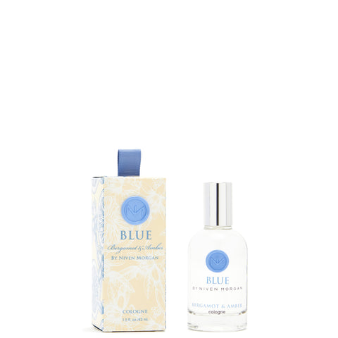 Blue Hand Lotion & Hand Soap Gift Set