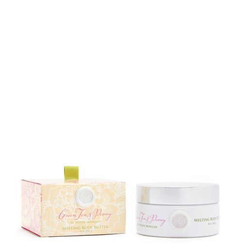 Green Tea & Peony Melting Body Butter