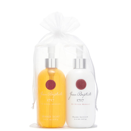 Jean Baptiste 1717 Hand Lotion & Soap Gift Set