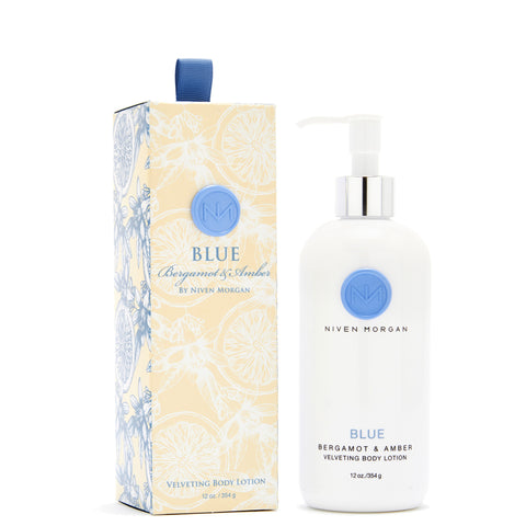 Blue Body Wash Travel